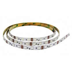 Lucky LED Stripe, 5m, 12 Watt, 120°, coleur, IP65, 30'000H, 30LED/Meter