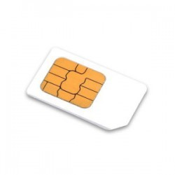 SIM 2.10 Card - Swissbox 800 SE